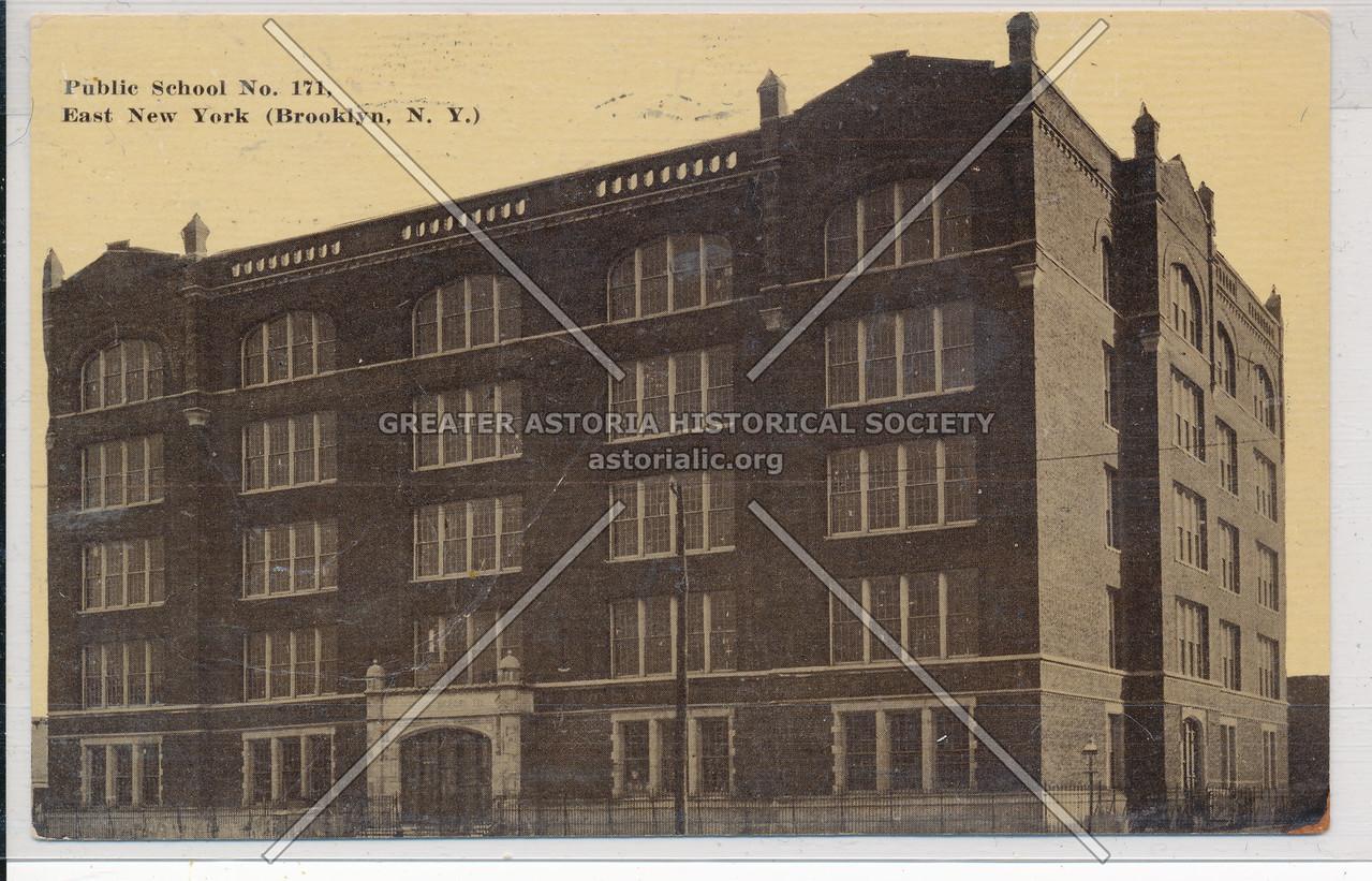 Public School No. 171, East New York, BK.