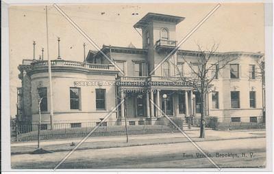 Turn Verein, Gates & Bushwick Ave, Bklyn