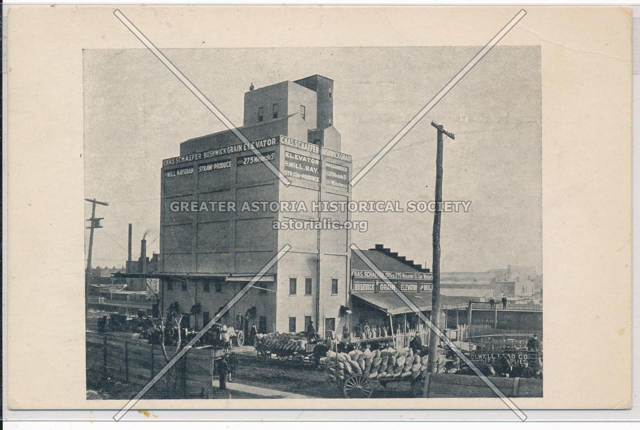 Chas Schaefer Bushwick Grain, BK.