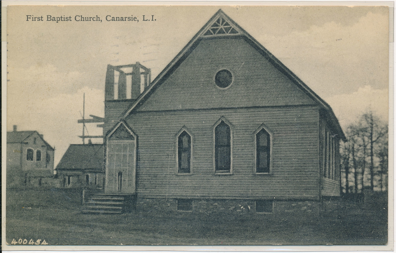 First Baptist Church, Canarsie, L.I.