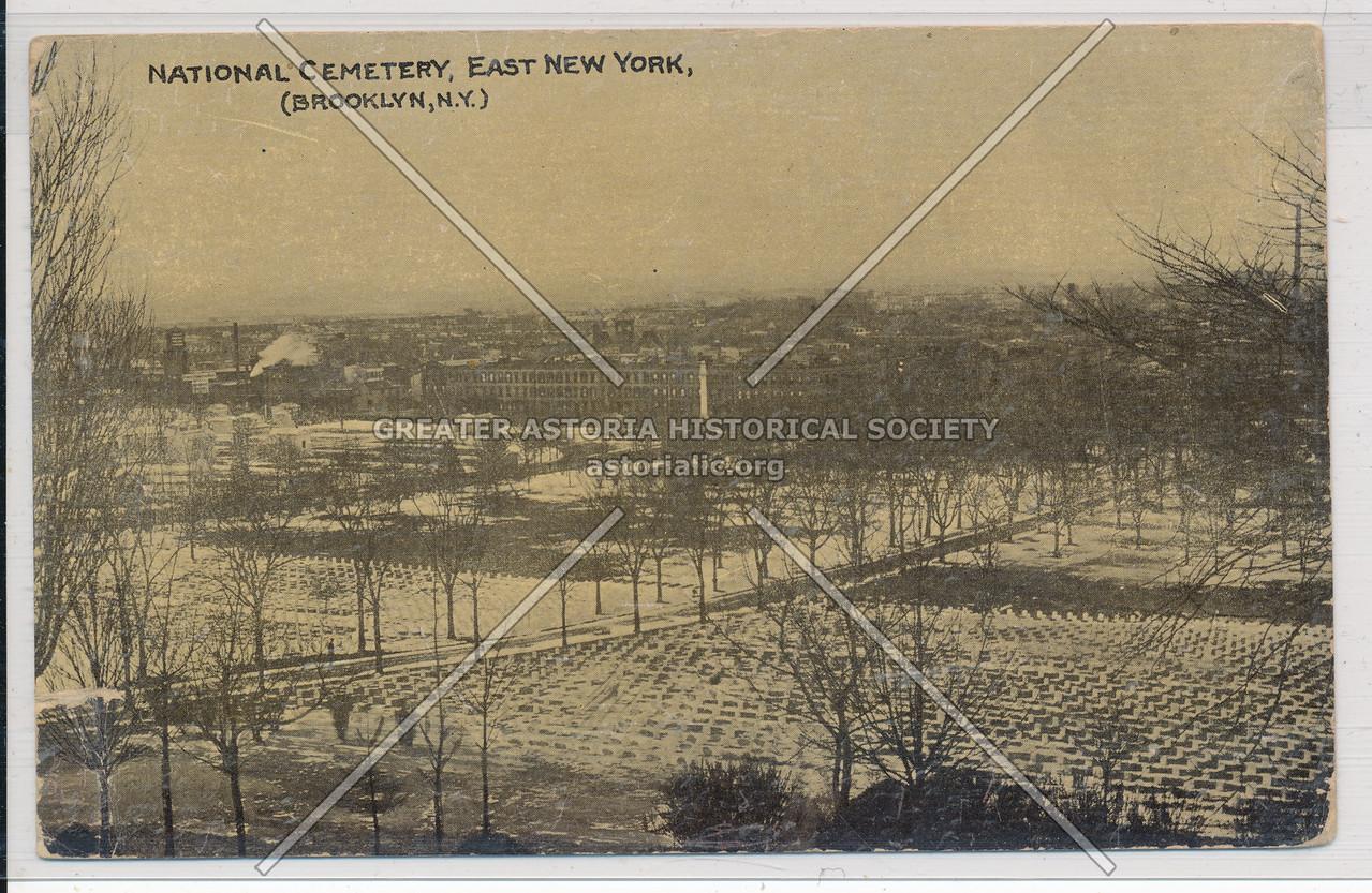 National Cemetery, East New York, BK.