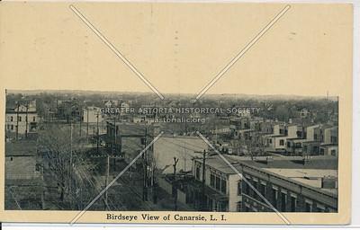 Birdseye View of Canarsie, BK.