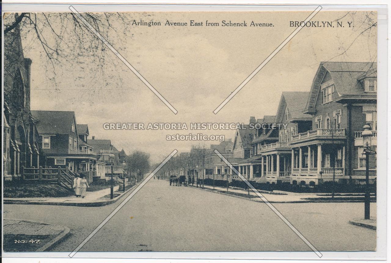 Arlington Ave, BK.