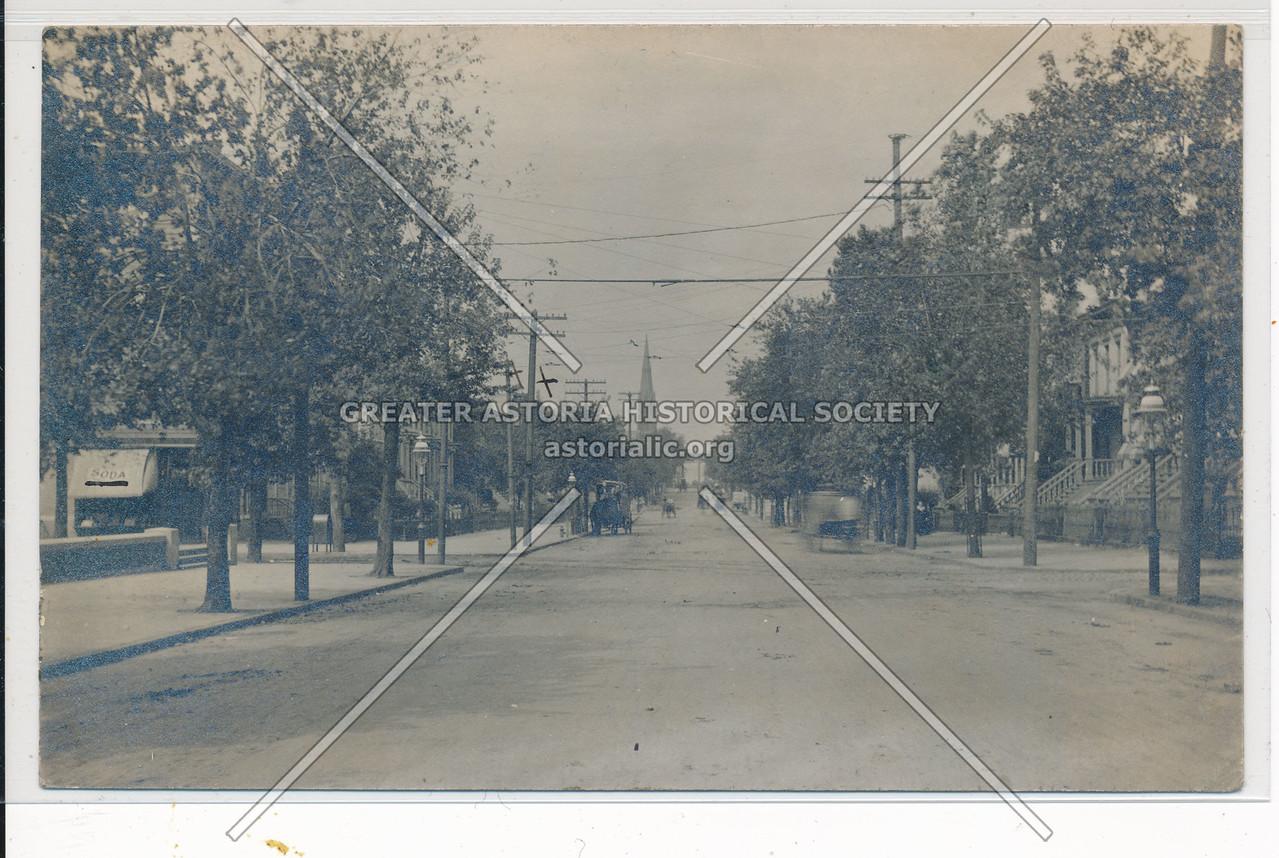 Bushwick Ave., BK.