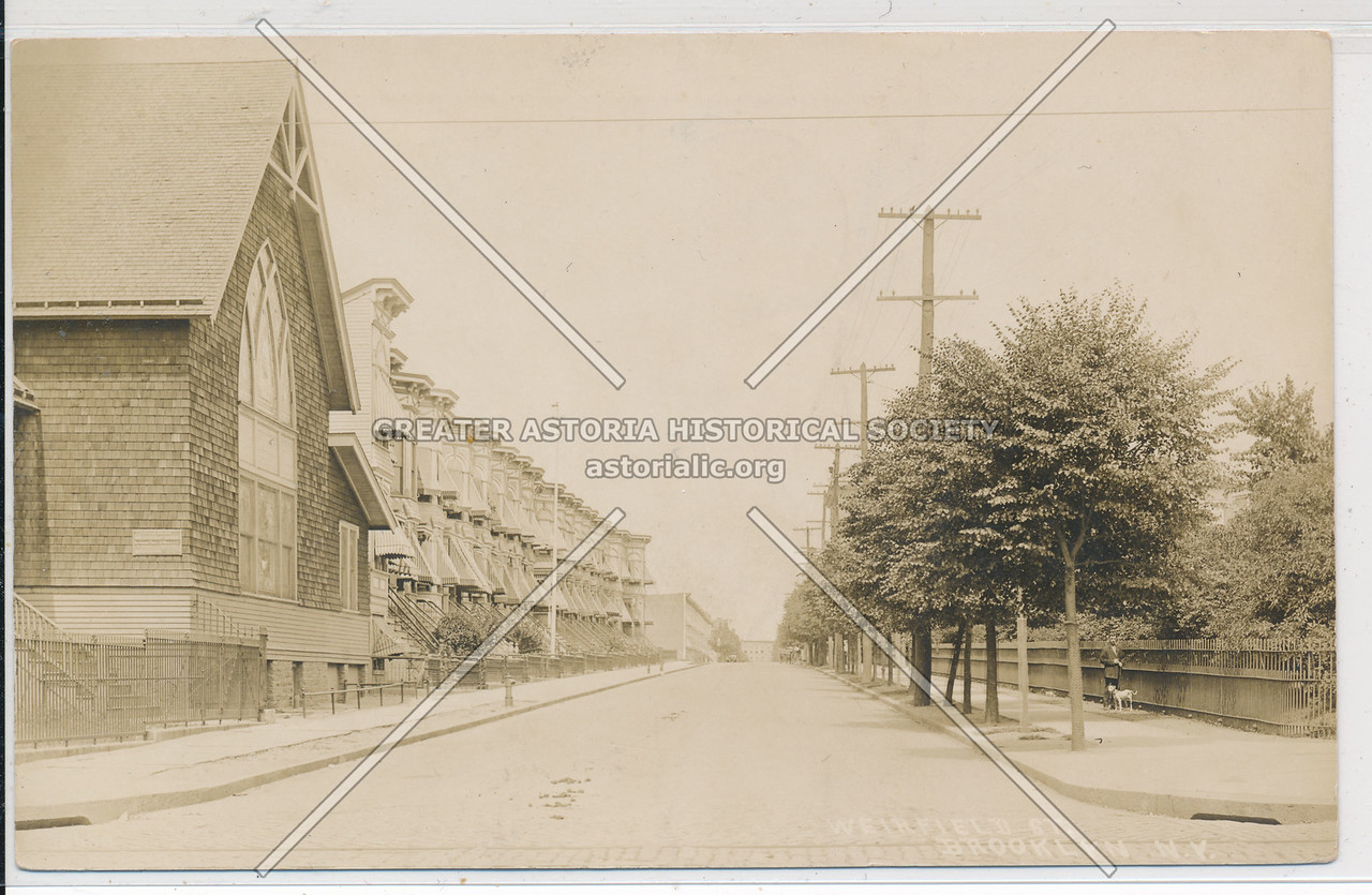 Weirfield St., BK.