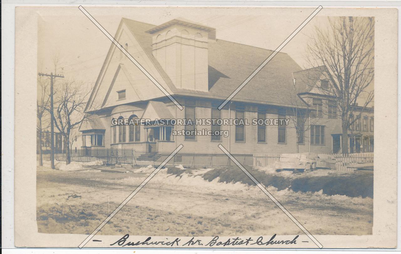Bushwick M.E. Baptist Church, Bk.