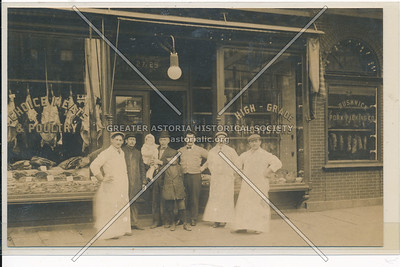 Unsers' Store on Bushwick Ave., BK.