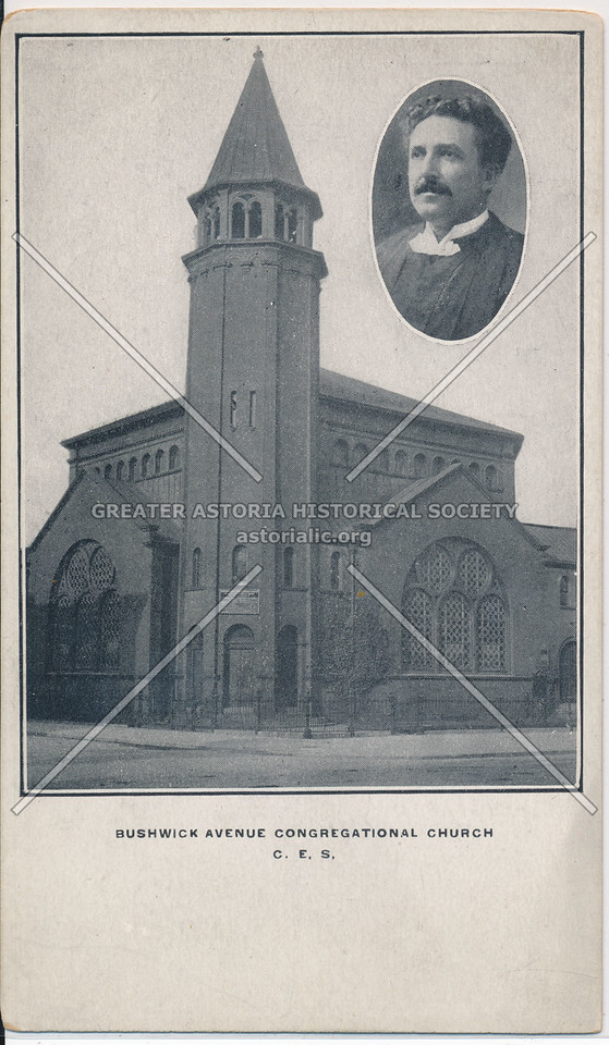 Bushwick Avenue Congregational Church, BK.