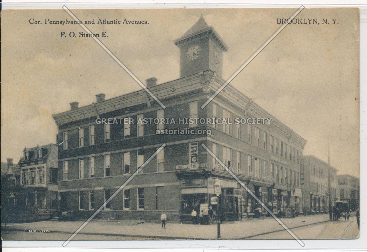 Pennsylvania & Atlantic Avenues, BK.