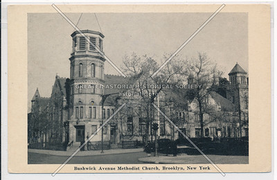Bushwick Avenue Methodist Church, BK.