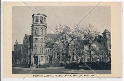 Bushwick Avenue Methodist Church, BK.