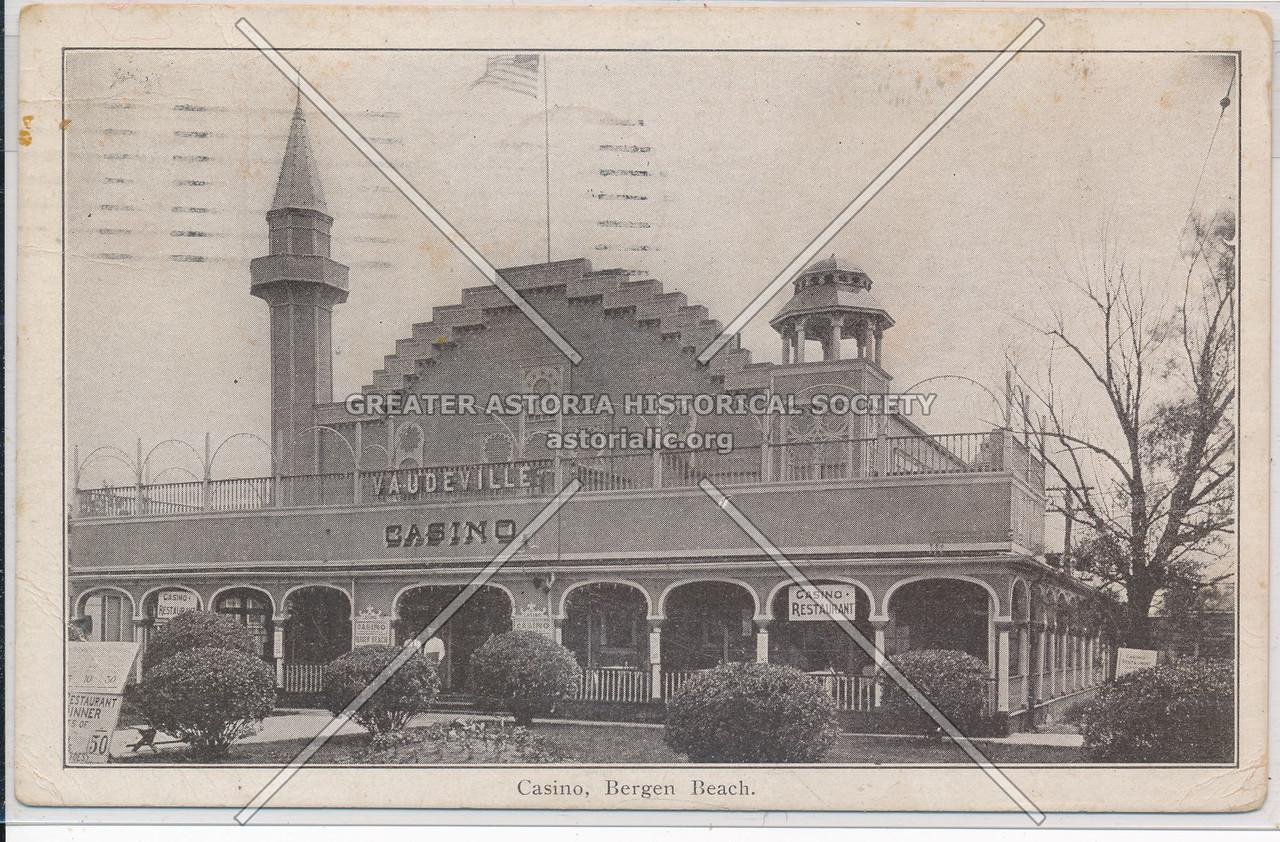 Casino, Bergen Beach, BK.