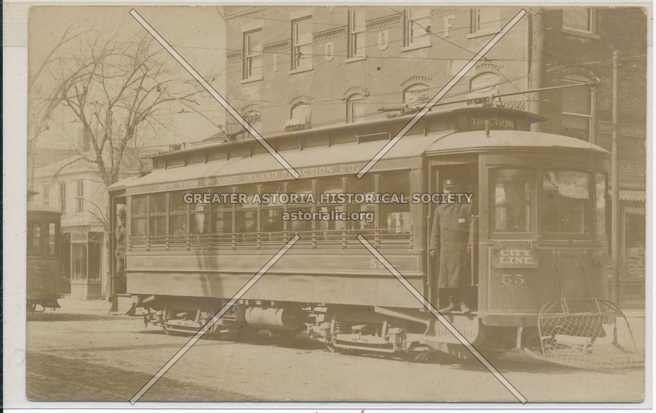 New York & Long Island Traction Co., BK.