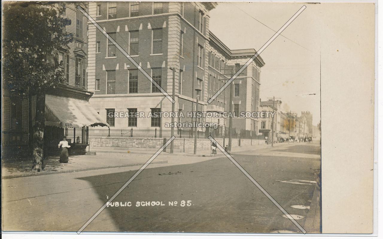 Public School No. 85, Evergreen Ave., BK.