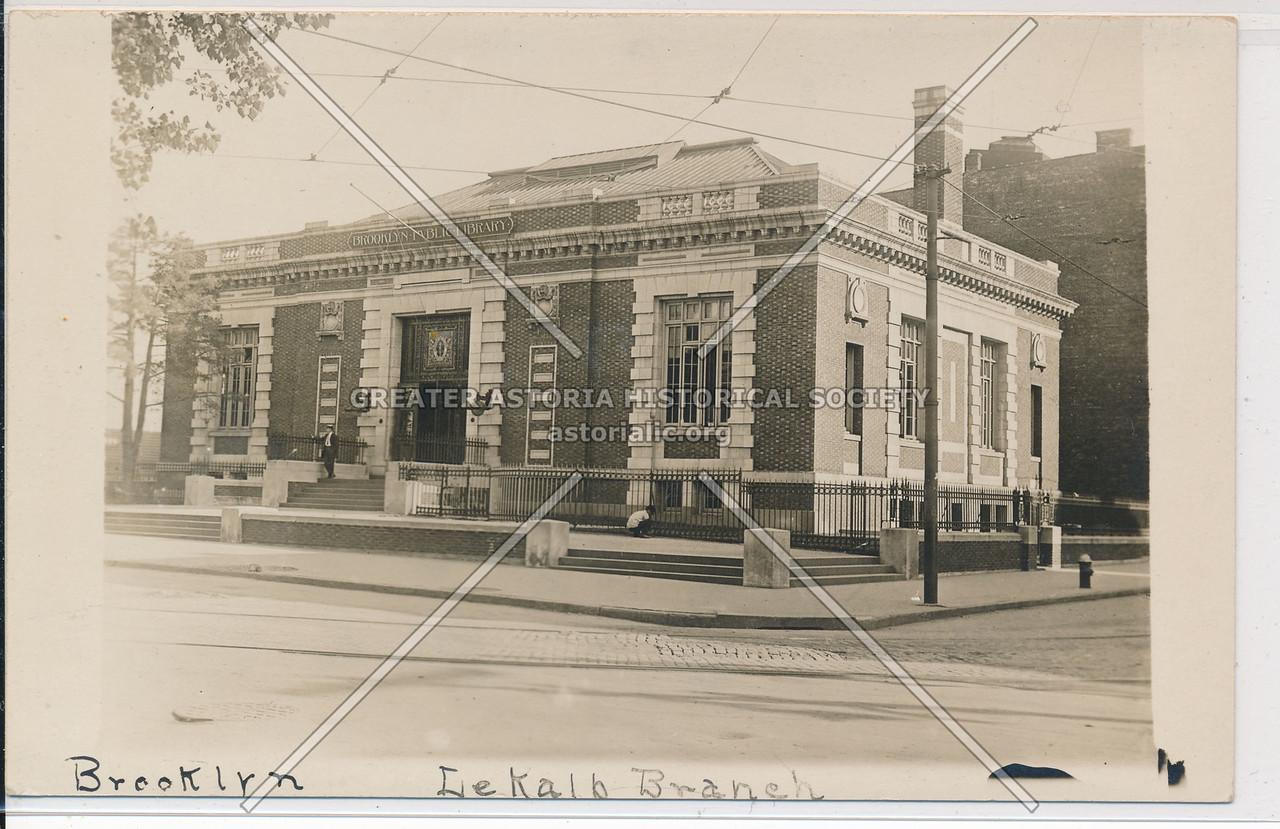 DeKalb Branch, BK.