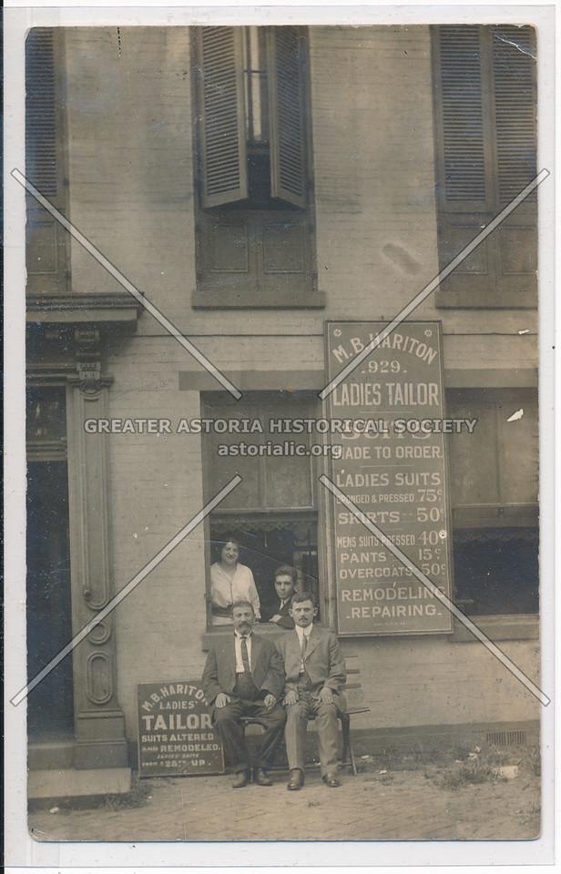 M.B. Hariton Ladies Tailor, BK.