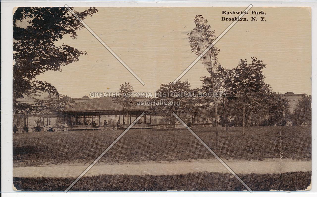 Bushwick Park, BK.