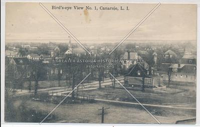 Birds-eye View No. 1, Canarsie, BK.