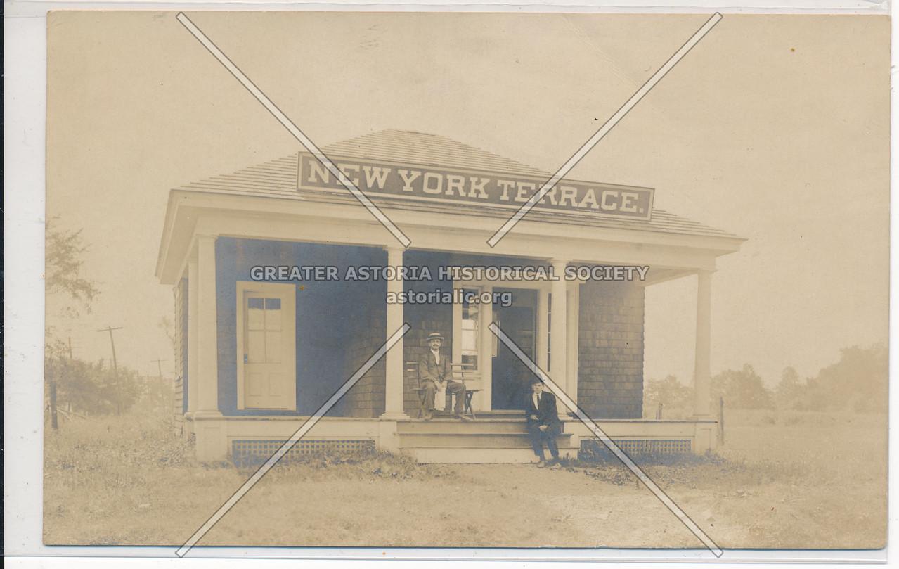 R E Office, New York Terrace, Canarsie, BK.
