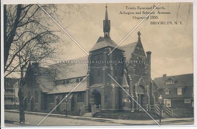 Trinity Episcopal Church, Arlington & Schenck Avenues, BK.