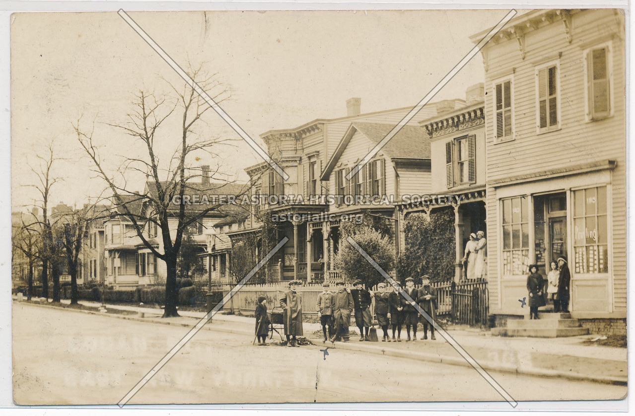 Logan Street, East New York, BK.