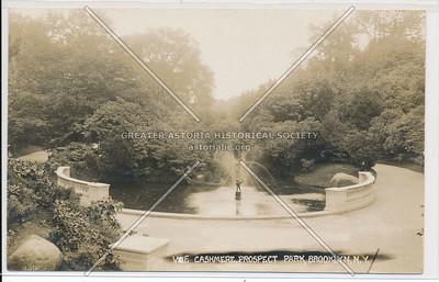 Vale Cashmere, Prospect Park, Bklyn