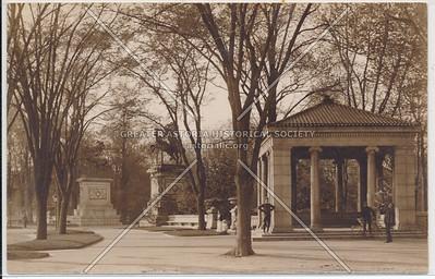 Southern Entrance Prospect Park, Bklyn.
