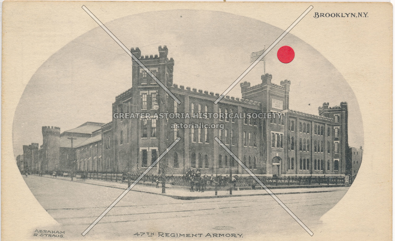 47th Regiment Armory, Brooklyn, N.Y.