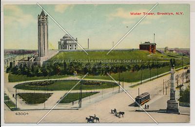 Water Tower,  Prospect Park, Bklyn