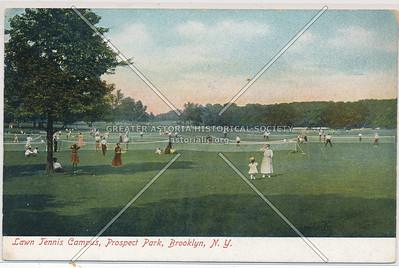 Lawn Tennis Campus, Prospect Park, Bklyn