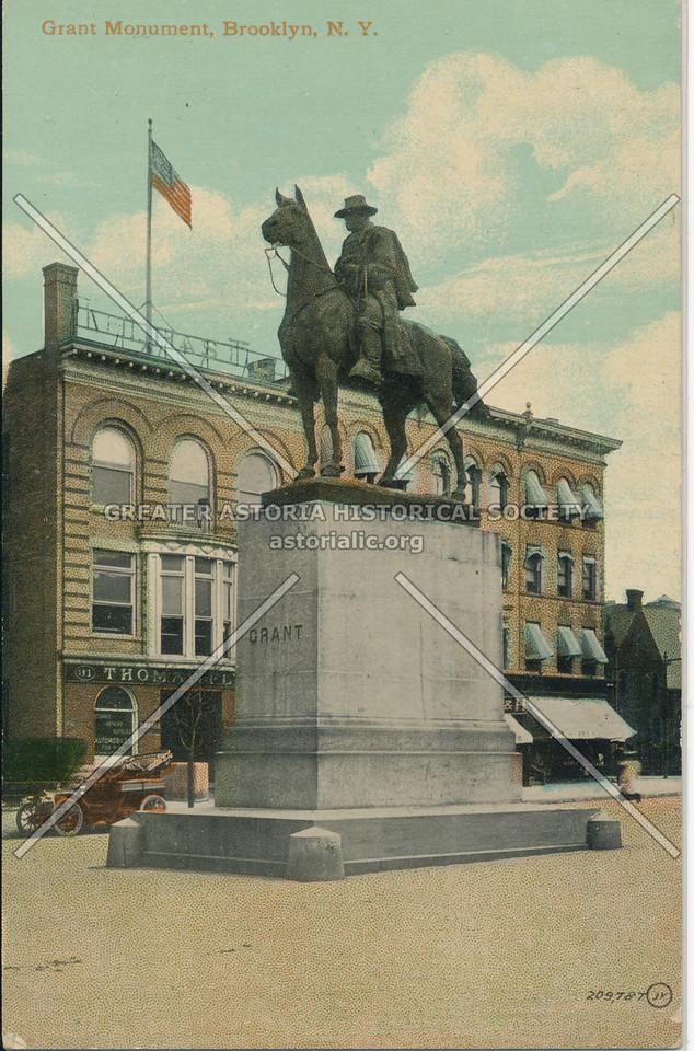 Grant Monument, Brooklyn, N.Y.
