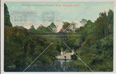 The Vale of Cashmere, Prospect Park, Bklyn