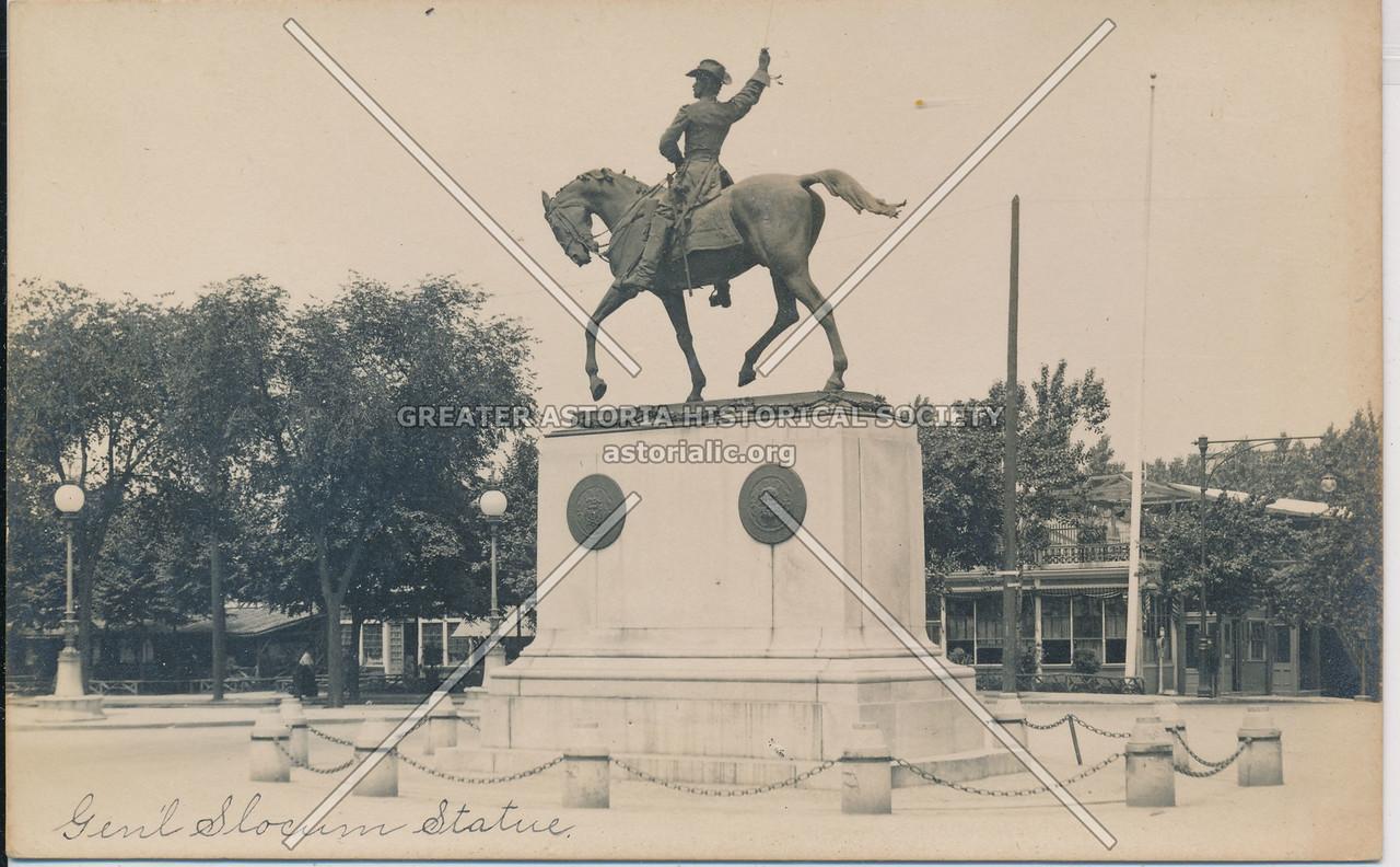 Gen'l Slocum Statue