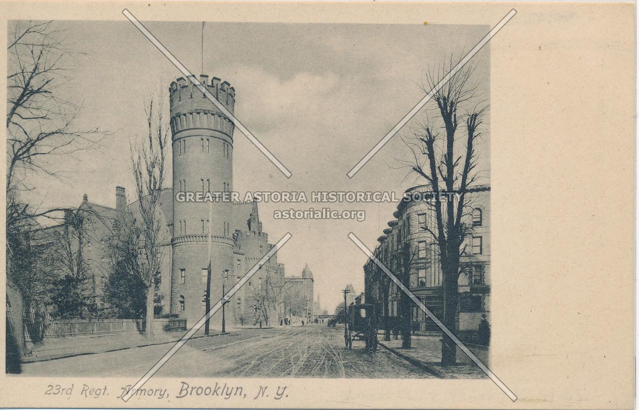 23rd Regt. Armory, Brooklyn, N.Y.