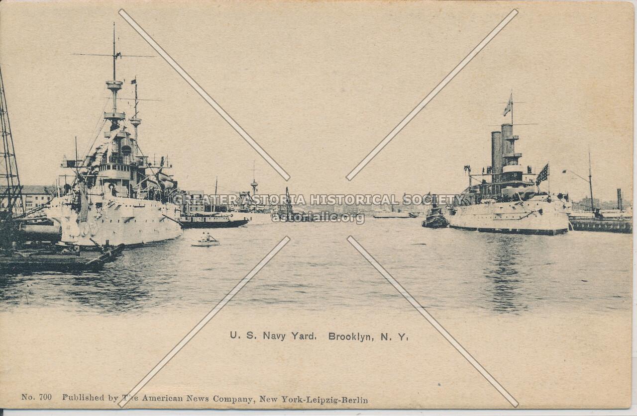 U.S. Navy Yard, Brooklyn, N.Y.