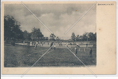 Lawn Tennis Grounds, Prospect Park, Bklyn