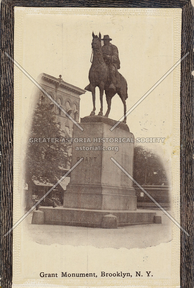 Grant Monument, Brooklyn, N.Y.