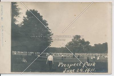 Prospect Park, June 24, 1911, Bklyn