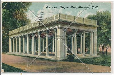 Colonade, Prospect Park, Bklyn