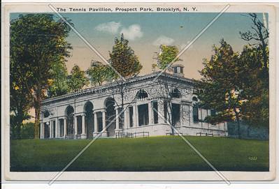 The Tennis Pavillion, Prospect Park, Bklyn