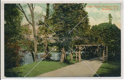 Arbor Walk, Prospect Park, Bklyn