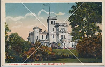 Litchfield Mansion, Prospect Park, Bklyn