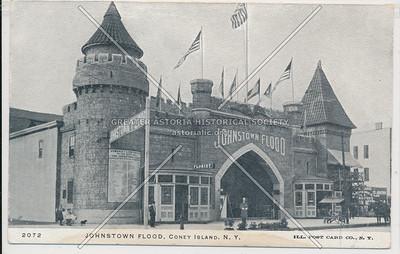 Johnstown Flood, Coney Island, N.Y.