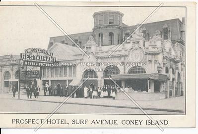 Prospect Hotel, Surf Avenue, Coney Island