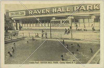 Kiddie Pool, Raven Hall Park, Coney Island, N.Y.