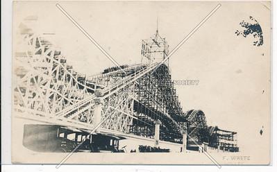 Giant Racer, Coney Island, N.Y.