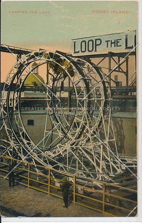 Looping the Loop, Coney Island, N.Y.