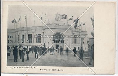 Bostock's, Dreamland, Coney Island, N.Y.
