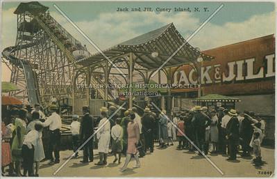 Jack and Jill, Coney Island, N.Y.