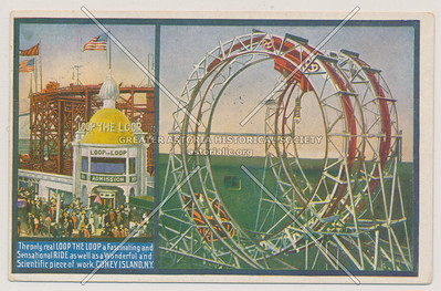 Loop the Loop, Coney Island, N.Y.